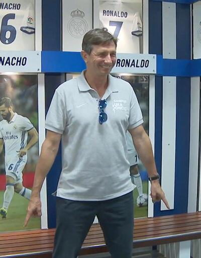 Slovenya Cumhurbaşkanı'ndan Ronaldo taklidi