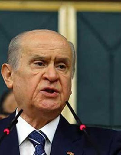 MHP lideri Bahçeli'den muhaliflere: Bu bayram balonu gibi patlarsa ne olur?