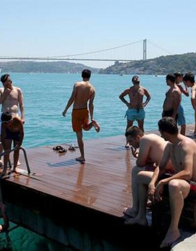 İstanbul'da 106 yılın en yüksek sıcaklığı görüldü