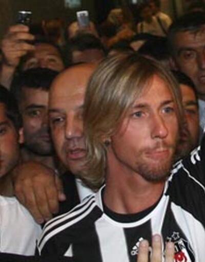 Son dakika Guti Beşiktaş'ta
