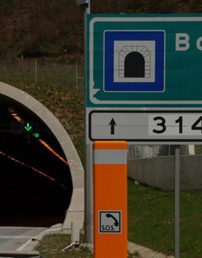 Bolu Dağı Tüneli Ankara yönü kapandı