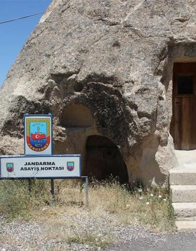 60 milyon yıllık karakol binası görenleri hayran bırakıyor