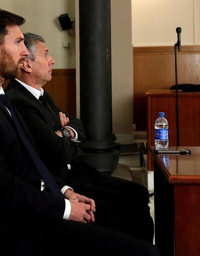 Son dakika: Messi'nin hapis cezası kaldırıldı