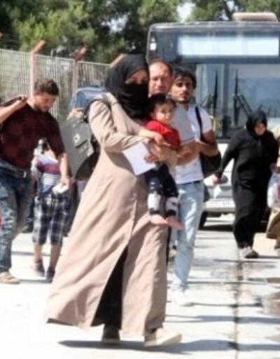 Suriyeli sığınmacıların Türkiye'ye dönüşleri sürüyor