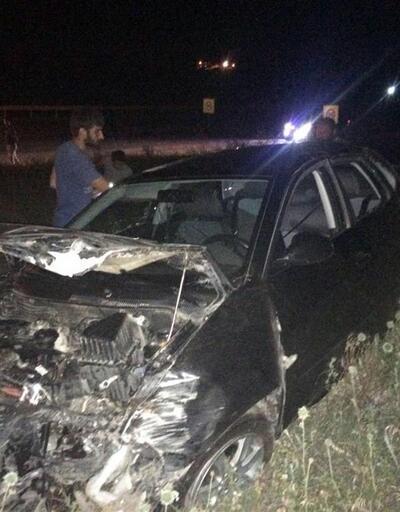Cumhuriyet Savcısı Sivas'taki trafik kazasında yaralandı