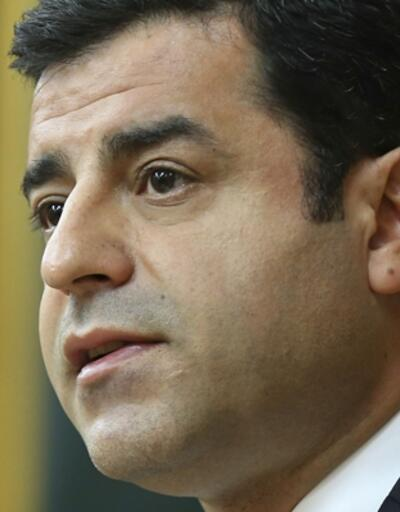 Demirtaş, Kayseri'deki duruşmaya katılmadı