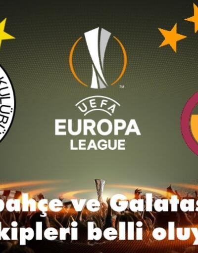 Canlı izle: UEFA Avrupa Ligi kura hangi kanalda? | Galatasaray ve Fenerbahçe'nin rakibi belli oluyor!