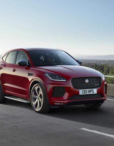 Jaguar'dan elektrikli SUV geliyor