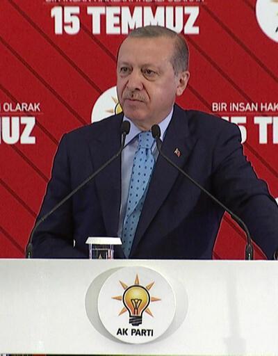 Erdoğan: Gitsinler özel sektörde çalışsınlar, bize ne