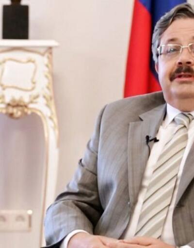 Rusya'nın Ankara Büyükelçisi şehre geldi