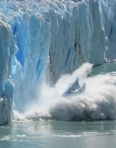 Korkutan gerçek! Bütün buzullar eridiğinde dünyanın yeni haritası böyle olacak