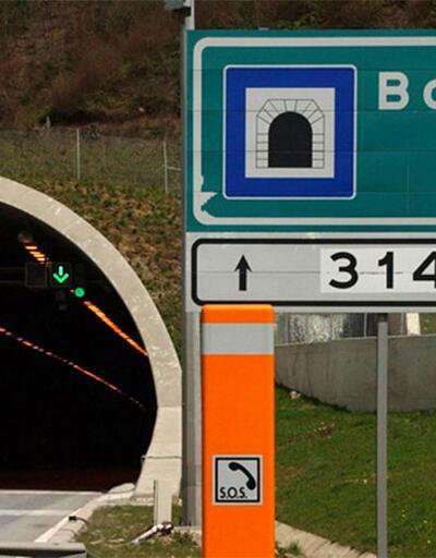 Son dakika... Bolu Dağı Tüneli'nin İstanbul yönü kapatılıyor
