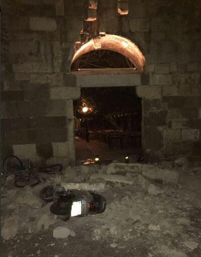 Deprem Yunanistan'ı da vurdu: Ölenlerden biri Türk