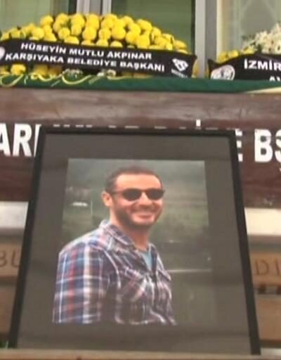 Sinan Kurtoğlu İzmir'de toprağa verildi