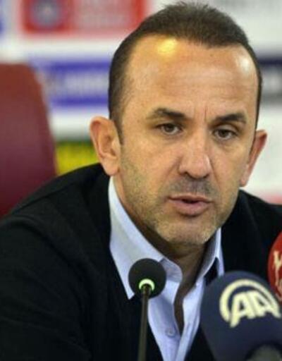 Mehmet Özdilek: Geçen haftayı Beşiktaş maçında telafi etmek istiyoruz