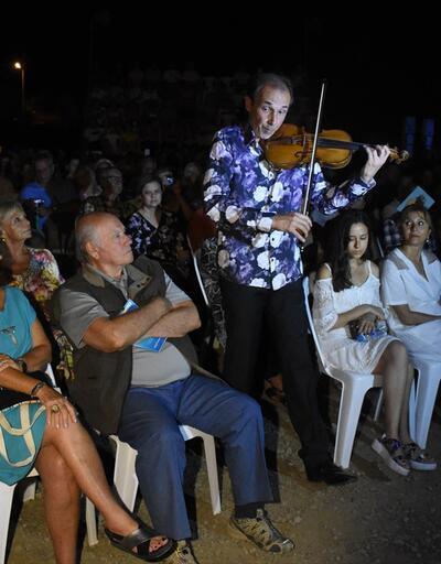 Gümüşlük'te klasik müzik festivali başladı