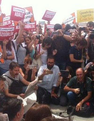 Son dakika... Cumhuriyet Gazetesi davasında tahliye kararı