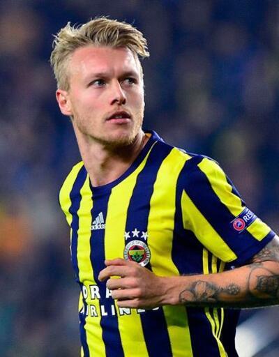 Son dakika: Simon Kjaer, Fenerbahçe'den ayrıldı