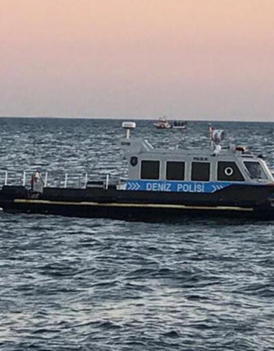 Bakırköy'de denize giren kişi kayboldu
