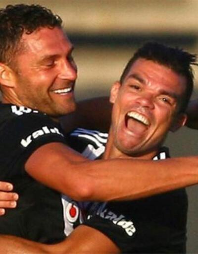 Beşiktaş 1-1 Real Betis / Maç Özeti