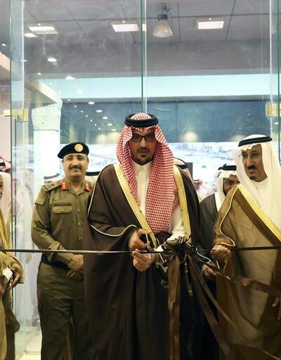 Medine'de 'Topkapı Sarayı'nın gizli hazineleri' sergisi açıldı