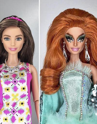 Yeni nesil oyuncak: Bunlar da trans Barbie bebek