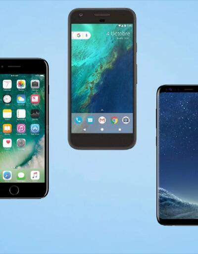 Satın alabileceğiniz en iyi 5 akıllı telefon