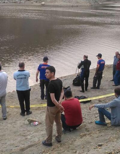 Merzifon'da serinlemek için girdiği gölette boğuldu