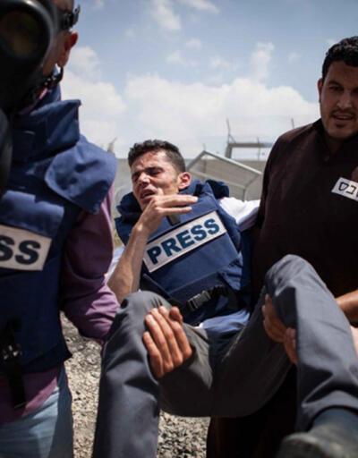 Filistinli gazeteciler, İsrailli gazetecilere kısıtlama istedi