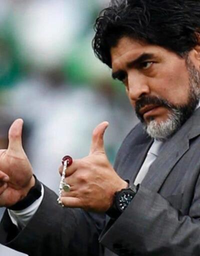 Maradona: Maduro emrederse Venezuela için savaşırım