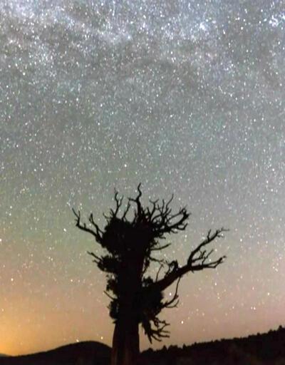Gökyüzünde sırada meteor yağmuru var