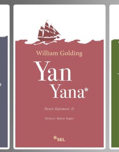 """William Golding'in """"Deniz Üçlemesi"""" tamamlandı"""