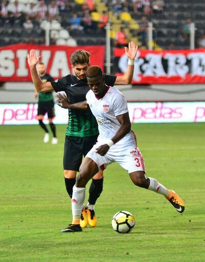 Akhisar 1-0 Sivasspor / Maç Özeti