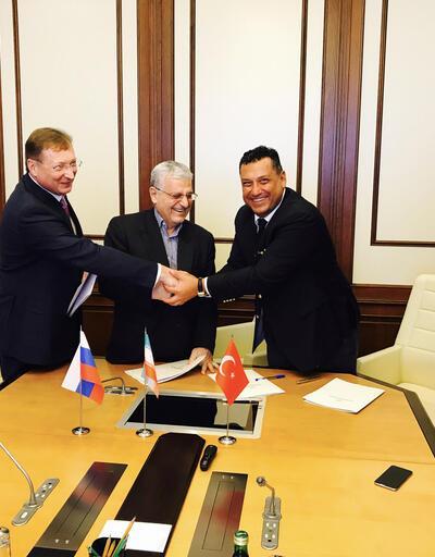 Galatasaray eski Başkanı Ünal Aysal'dan doğalgaz ve petrolde dev ortaklık