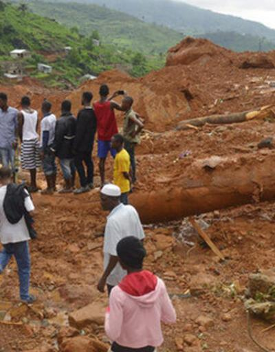 Sierra Leone'deki felakette bilanço ağırlaşıyor