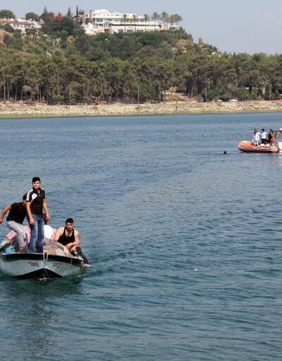 Adana'da jet ski faciası