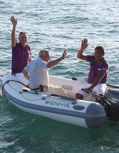 70 yaşındaki turizmci, tekneyle dünya turuna çıktı