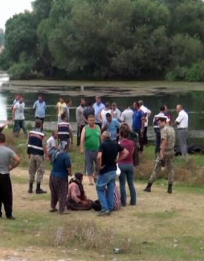 Serinlemek için girdiği Ceyhan Nehri'nde boğuldu