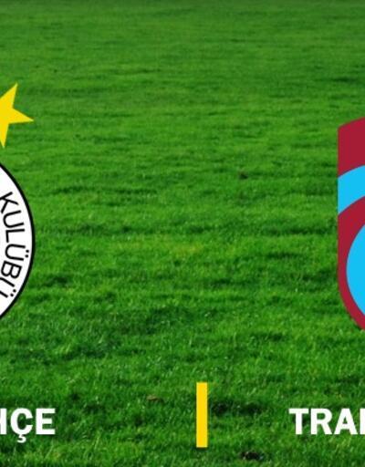 Canlı: Fenerbahçe-Trabzonspor maçı izle | 2. Hafta