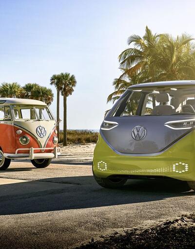 Volkswagen'in konsepti 2022'de gerçeğe dönüşecek