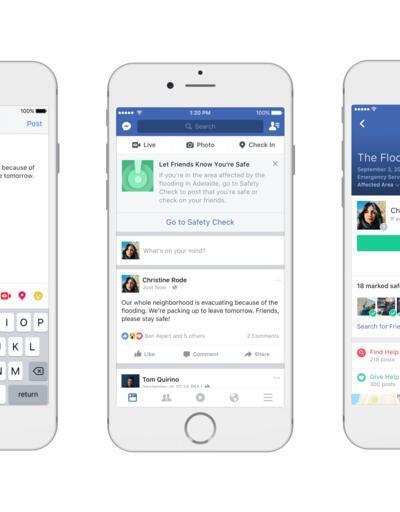 Facebook güvenlik durumu kontrolünü kalıcı hale getirdi