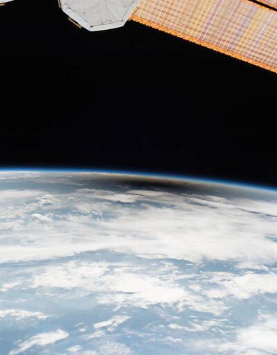 NASA o fotoğrafları yayımladı: Güneş tutulması uzaydan böyle izlendi