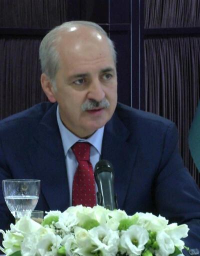 Kültür ve Turizm Bakanı Numan Kurtulmuş basınla buluştu