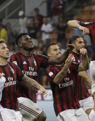 Çalhanoğlu oynadı Milan kazandı