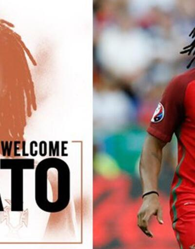 Bayern Renato Sanches'i gönderdi