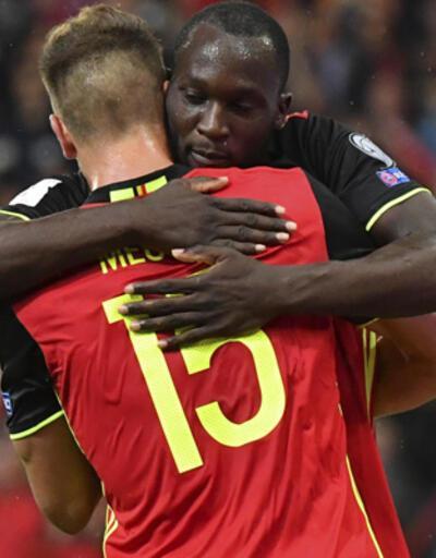 Belçika 9-0 Cebelitarık / Maç Özeti