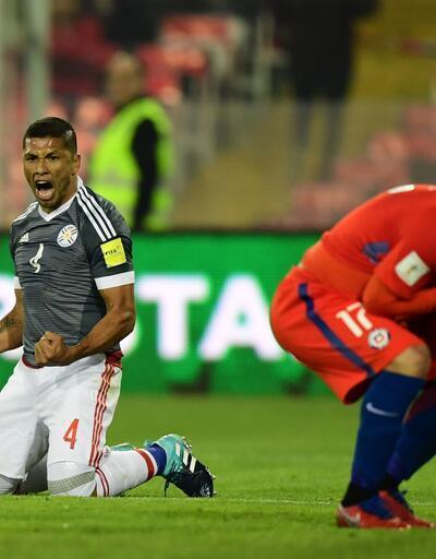 Dünya Kupası Güney Amerika elemelerinde toplu sonuçlar