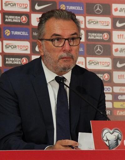 Ante Cacic: Penaltımız verilmedi, biz daha iyi oynadık