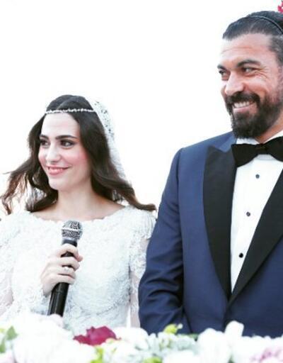 Servet Çetin evlendi