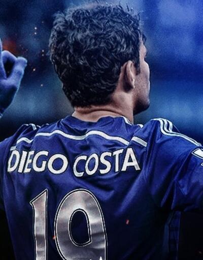 BBC: Diego Costa için olasılık düşük ama Fenerbahçe'yle görüşmeler sürüyor